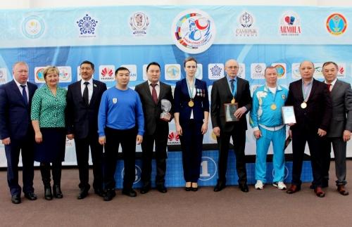 The tournament on Marina Volnova's prizes will be held in Akmola region
