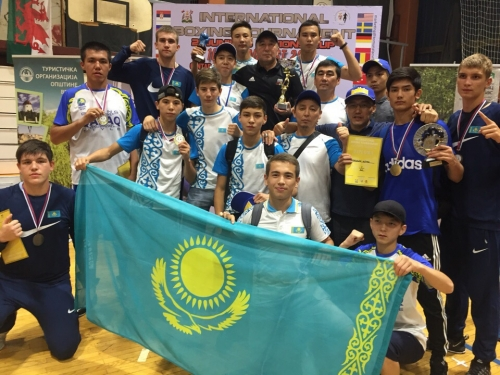 Казахстанские боксеры завоевали 7 золотых медалей на международном турнире по боксу среди юниоров «Кубок наций» в Сербии