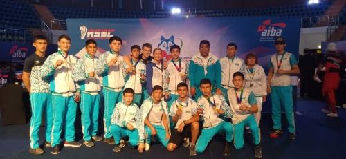 Аркадий Топаев: на чемпионате Азии мы показали хороший результат