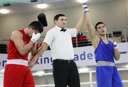 Сборная Казахстана в последний день «Матча трех сборных» одержала победу над Узбекистаном