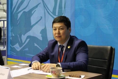 Аслан Игубаев назван лучшим супервайзером года по версии Азиатской конфедерации бокса