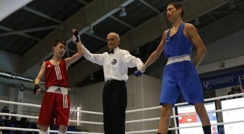 Завершился ЧРК по боксу среди молодежи
