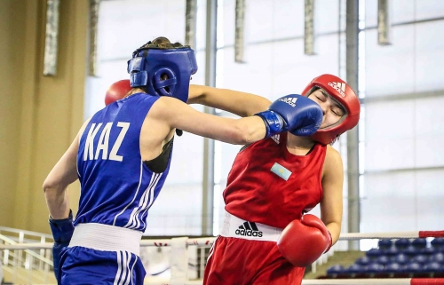 In Astana the Women's Championship will open