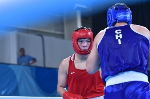 Юношеские Олимпийские игры: еще трое казахстанских боксеров в полуфинале
