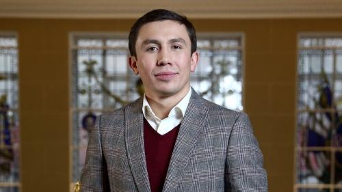Тимур Кулибаев поздравил Геннадия Головкина с рождением сына