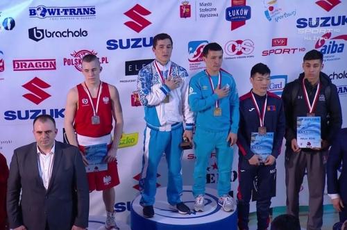 Четыре золотых медали выиграли боксёры на турнире в Польше