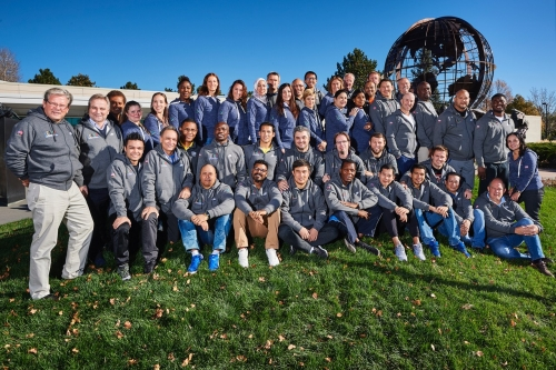 The Kazakhstan coach has completed advanced training course the Olympic Solidarity in the USA