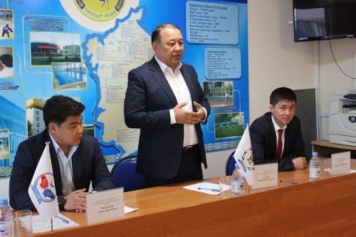 Оспанбек Алсеитов назначен президентом Павлодарской федерации бокса