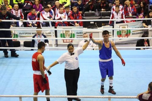В Болгарии стартовал международный турнир «Странджа»