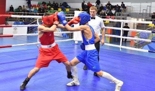 В Кокшетау определились победители XII Международного турнира
