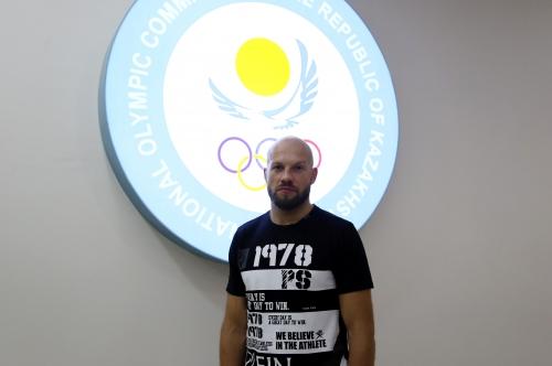 Василий Левит подтвердил свое участие в