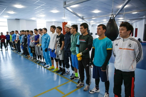 Kazakhstan sends 7-strong team to the Islamic Solidarity Games