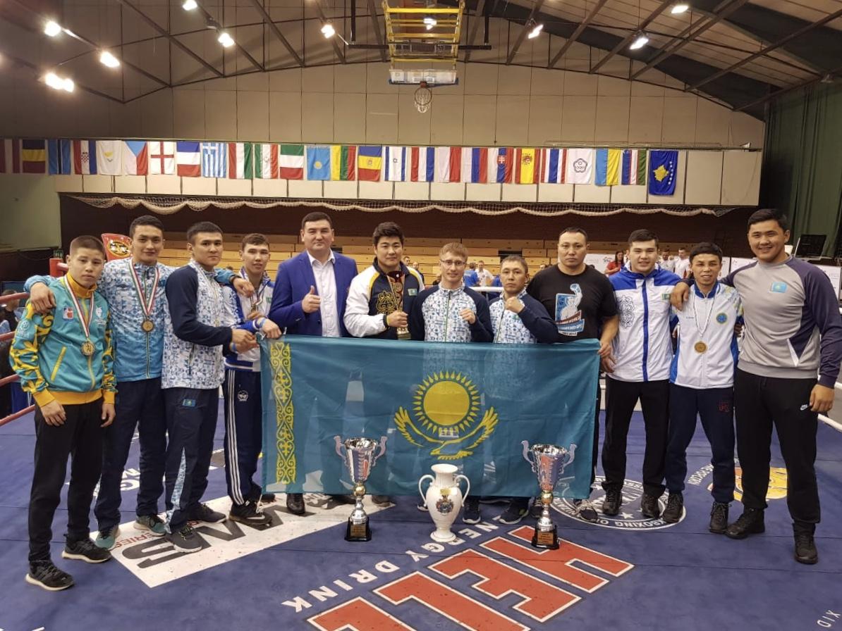 Трое казахстанцев стали чемпионами международного турнира в Венгрии