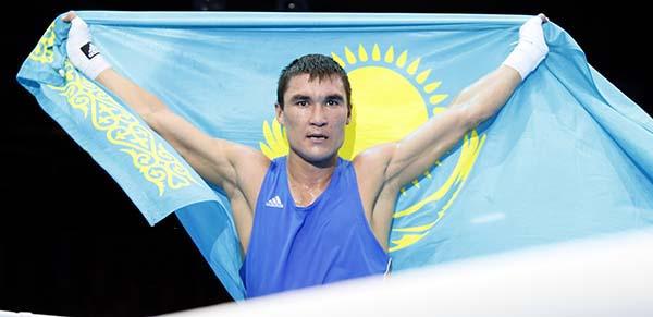 Серик Сапиев - Чемпион ЮНЕСКО по спорту