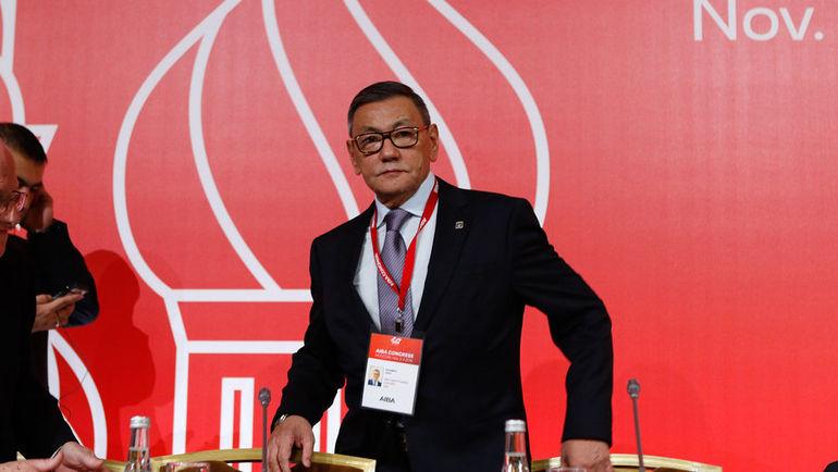 Гафур Рахимов выиграл выборы