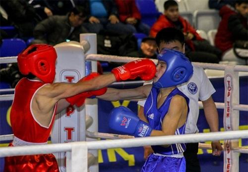 Названы чемпионы Казахстана среди юношей