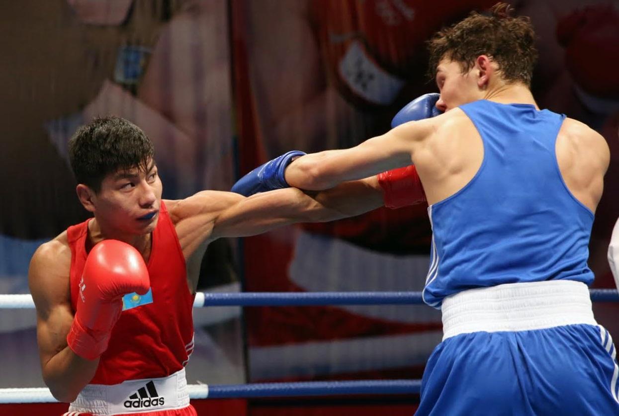 В финал Исламиады вышли два казахстанских боксёра