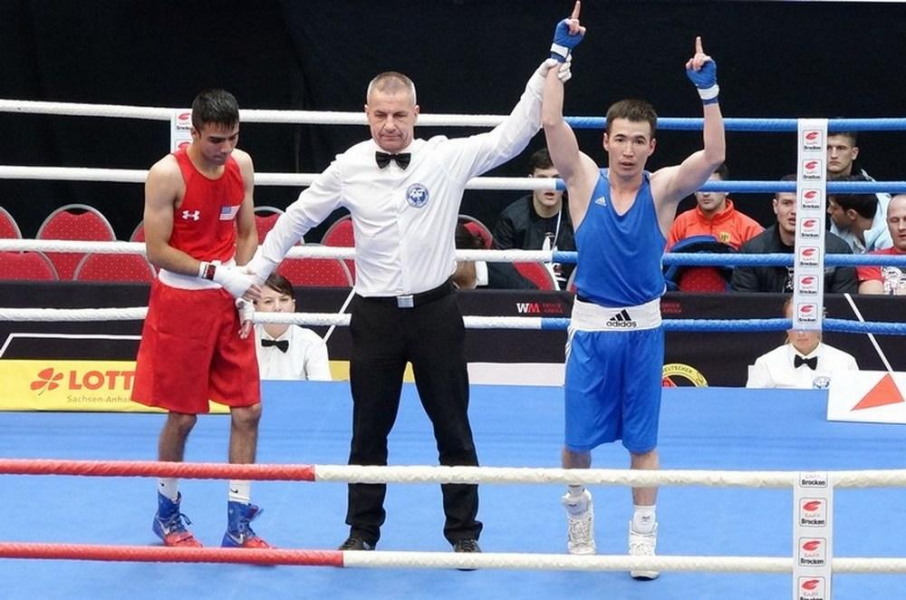 Азамат Исакулов: «Хочу взять медаль на чемпионате Азии в Ташкенте»