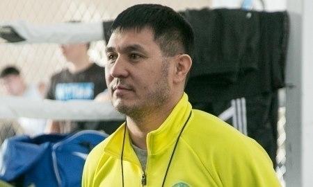 Главный тренер сборной Казахстана прокомментировал дебют Ивана Дычко на профи-ринге