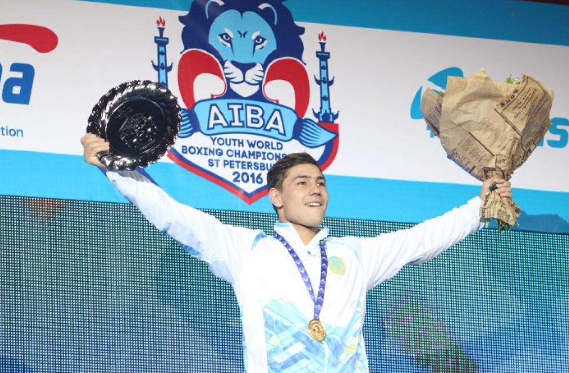 Восходящая звезда казахстанского бокса Садриддин Ахмедов. Что нужно знать о чемпионе мира среди молодежи