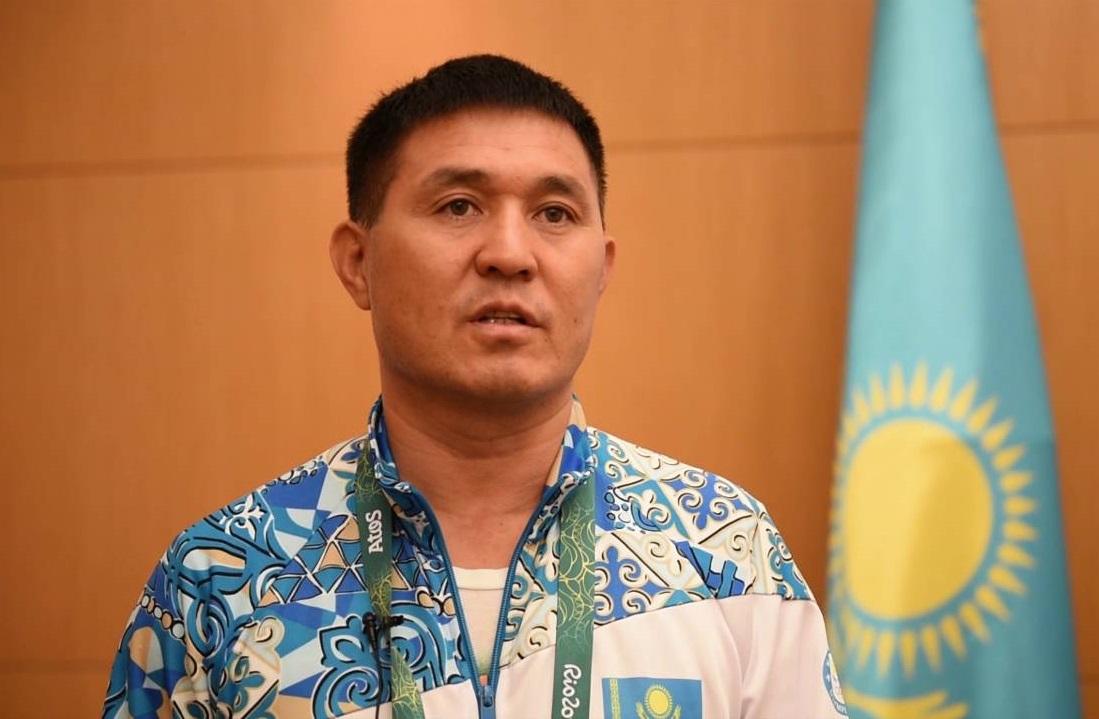 Мырзагали Айтжанов: «Цель - занять первое общекомандное место на Азиатских Играх»