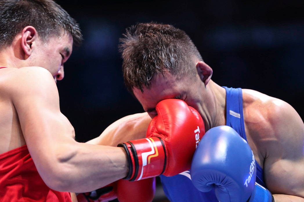Boxing makes its debut at the IV Islamic Solidarity Games in Azerbaijan capital of Baku
