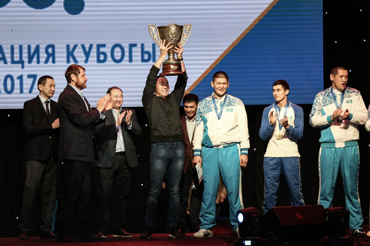 South Kazakhstan region won the Kazakhstan Boxing Federation's Cup