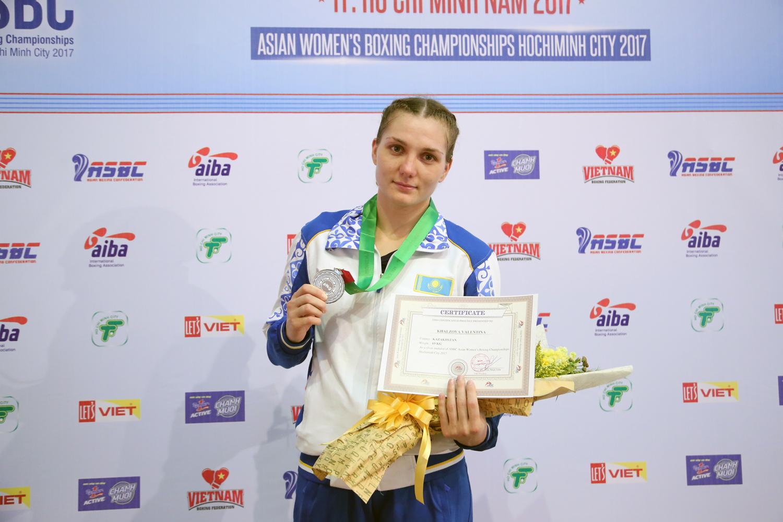 Валентина Хальзова - вторая на континентальном турнире во Вьетнаме (+ фоторепортаж)