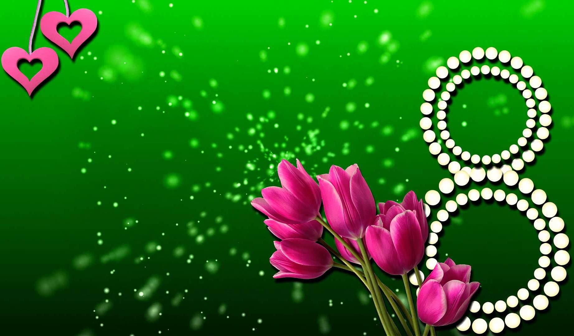 может имитировать с 8 марта анимационные цветы га весь экран обязательное пенсионное