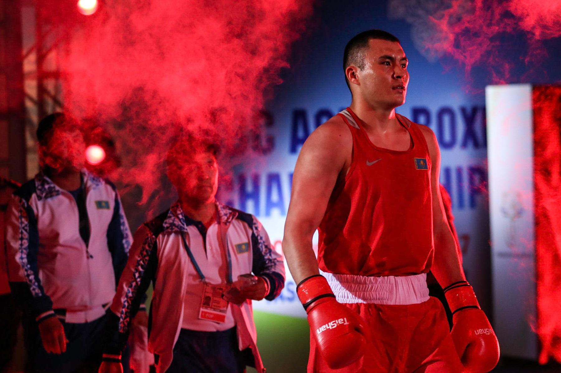 Камшибек Конкабаев стал капитаном национальной сборной по боксу