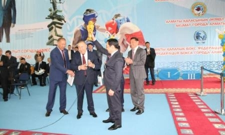 В Алматы стартовал турнир на призы Амалбека Тшанова