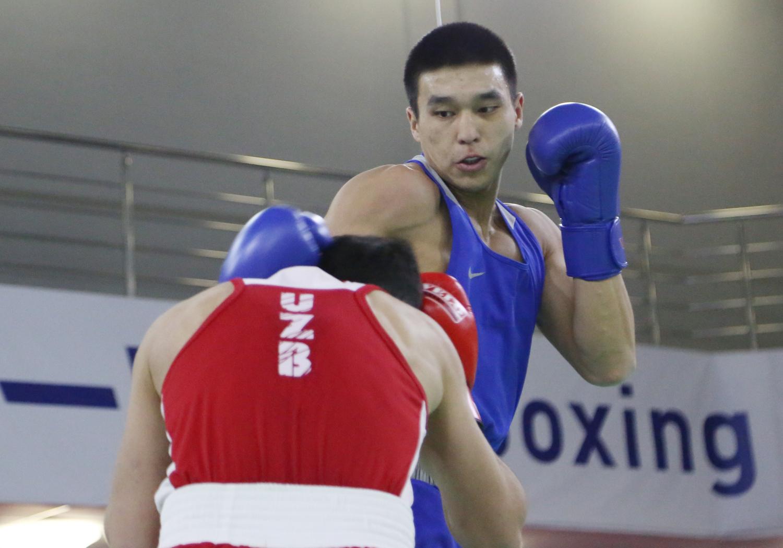 Бек Нурмаганбет: «Не считаю себя молодым боксером»