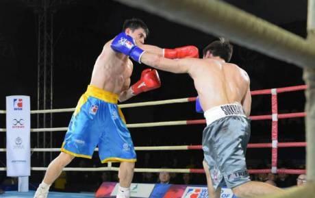 Боксеры «Астана Арланс» одержали четвертую подряд победу в сезоне WSB