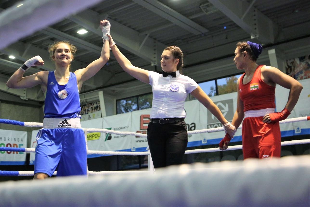 Результаты четвертьфинальных боев турнира Belgrade Winner в Сербии