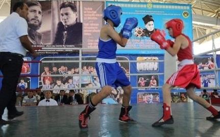 Международный турнир памяти Бауыржана Момышулы проходит в Таразе