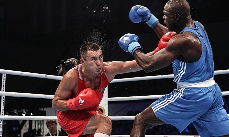 October 29th is a Kazakhstan Boxing's Day!