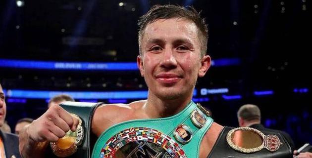 Головкина признали лучшим в истории чемпионом WBC