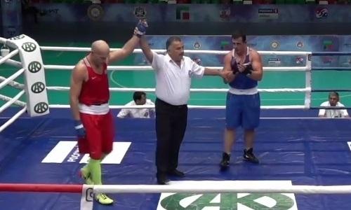 Двое казахстанцев в финале российского турнира