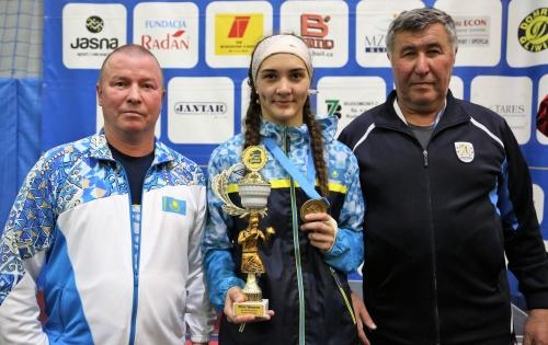 Карина Ибрагимова: «Әлем чемпионатында барымды саламын»