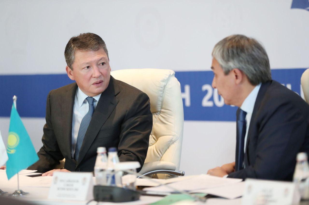 «Вы не туристы» - президент НОК критикует тренеров боксёров