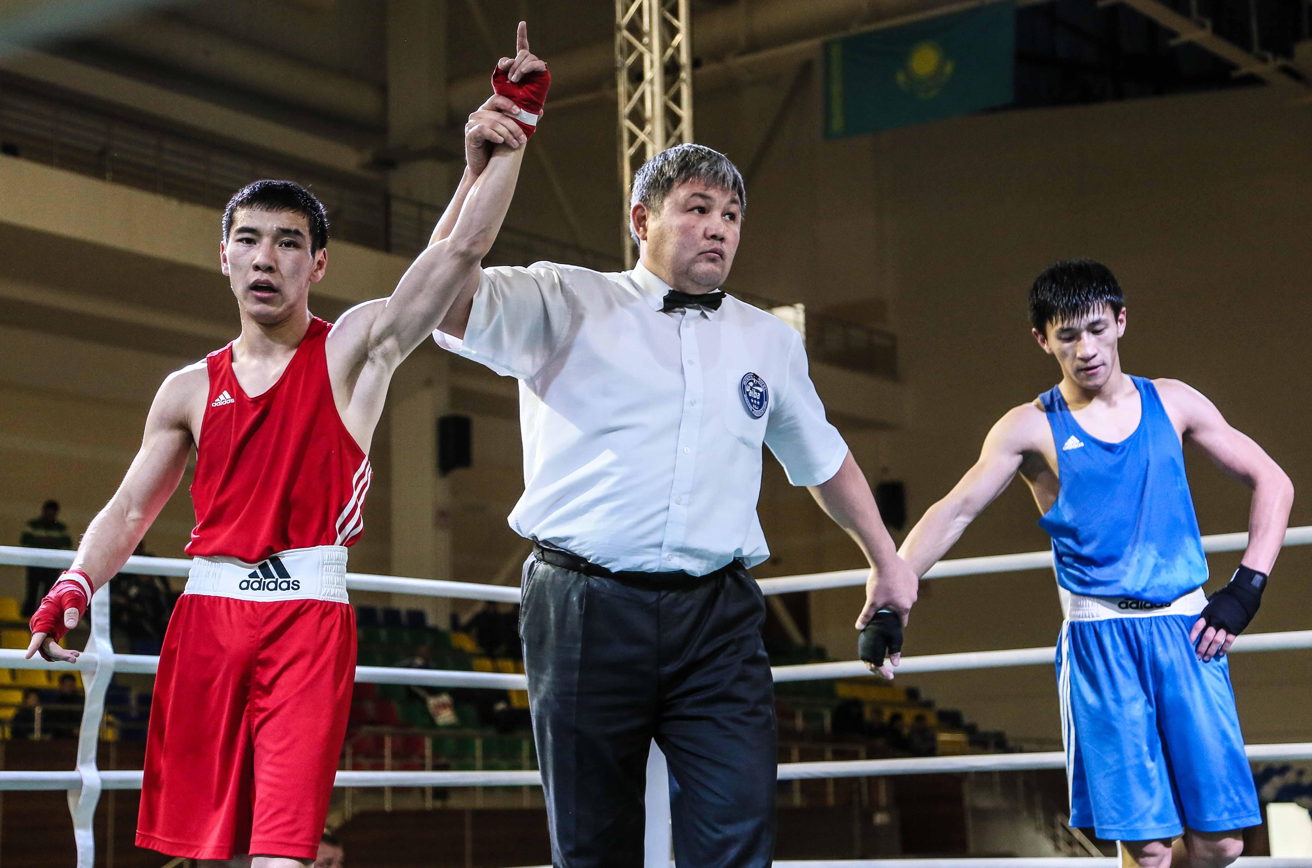 Азат Махметов завоевал серебряную медаль на международном турнире в России