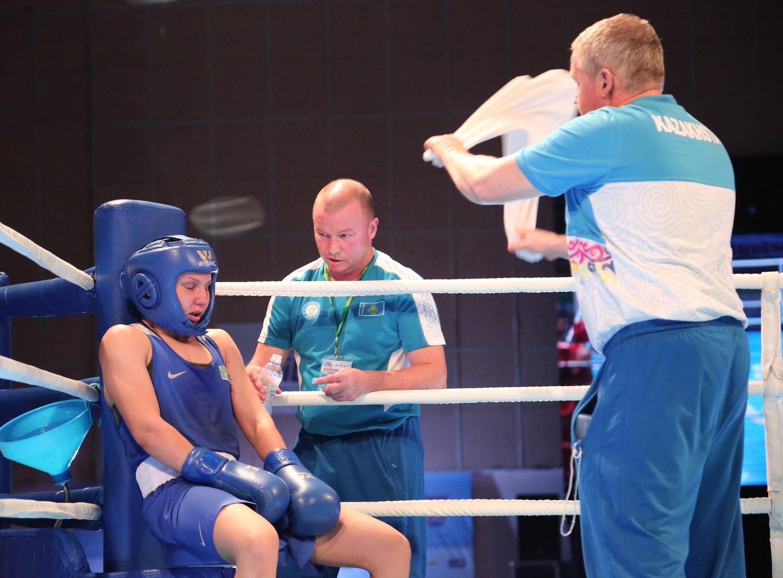 Римма Волосенко да Азия чемпионатының бірінші айналымында сүрінді