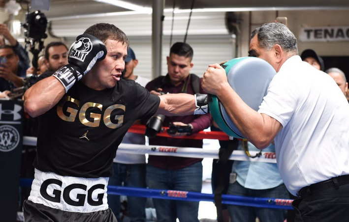 Golovkin to wait on Canelo-Chavez Jr. fight, wants winner