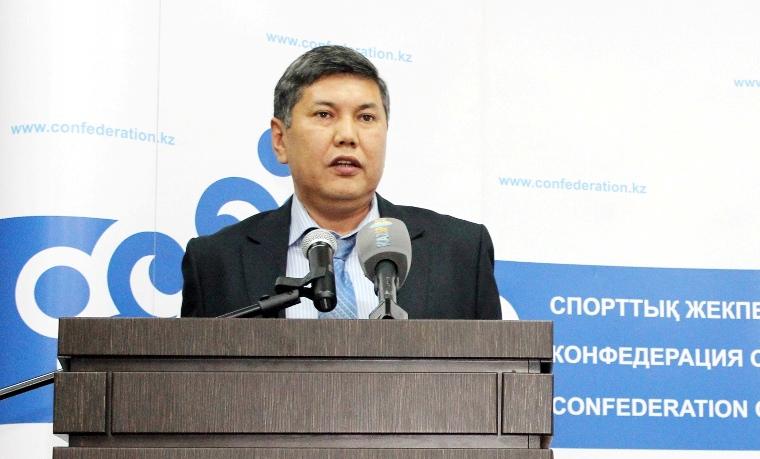 Галымбек Кенжебаев: «Решать кто сильней – Жусупов или Ахмедов, будет тренерский штаб сборной»