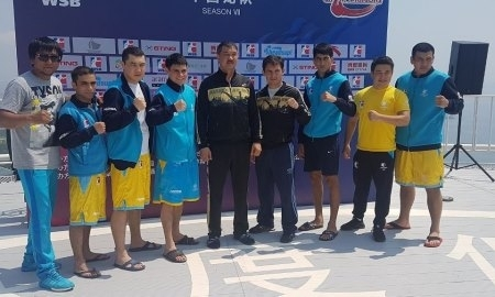 Стал известен соперник «Astana Arlans» в чертвертьфинале WSB