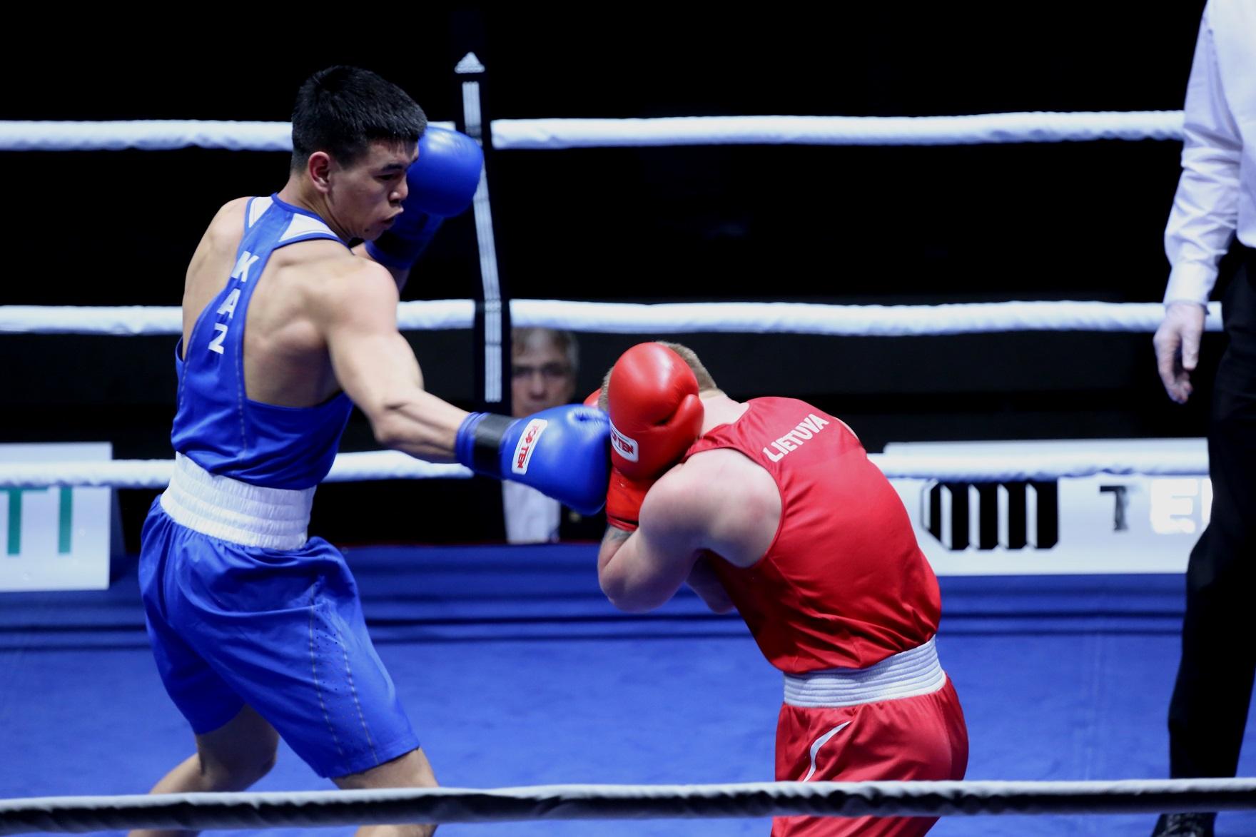 С кем казахстанцы встретятся в финале турнира в Финляндии