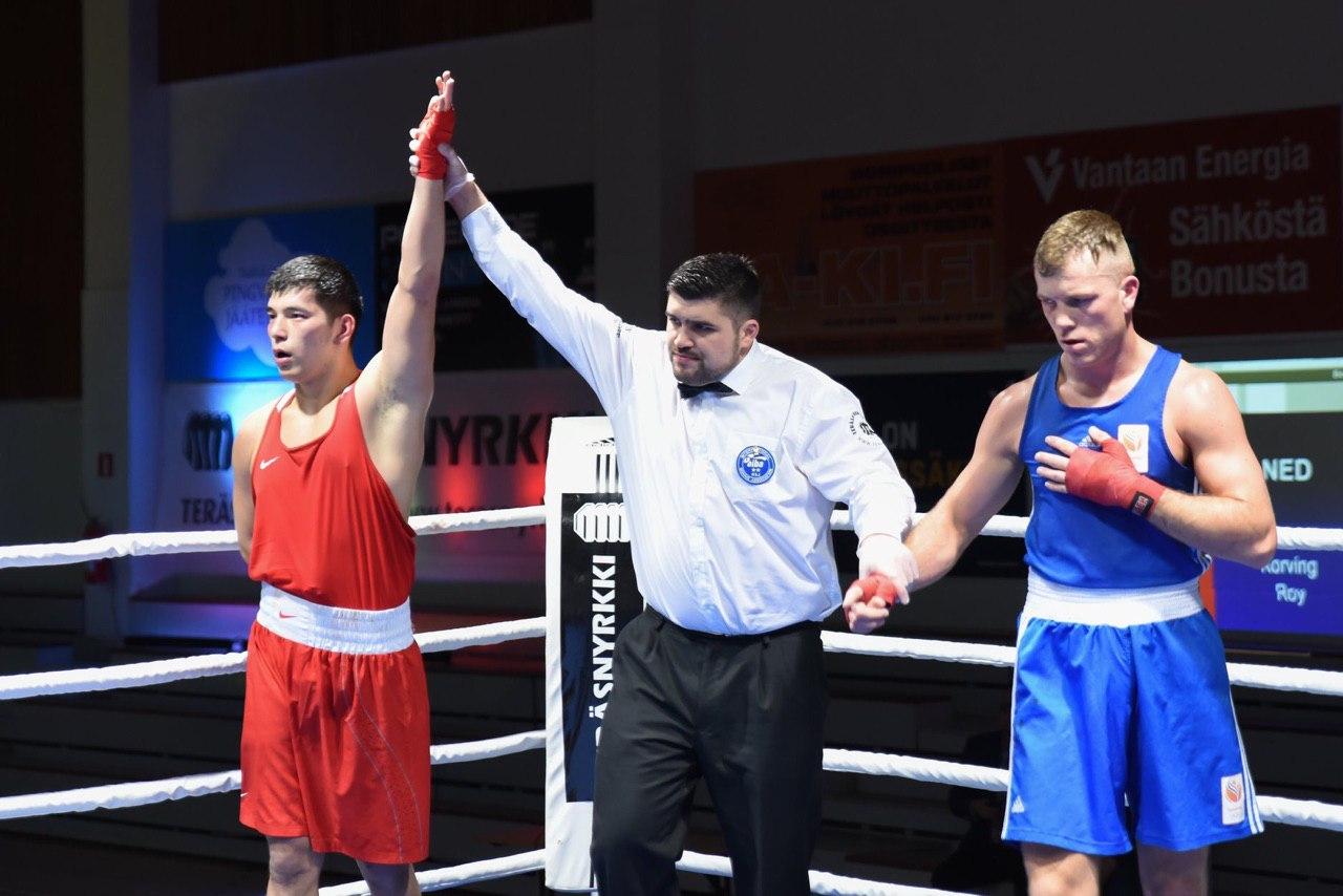 Казахстанцы забрали семь медалей международного турнира в Финляндии