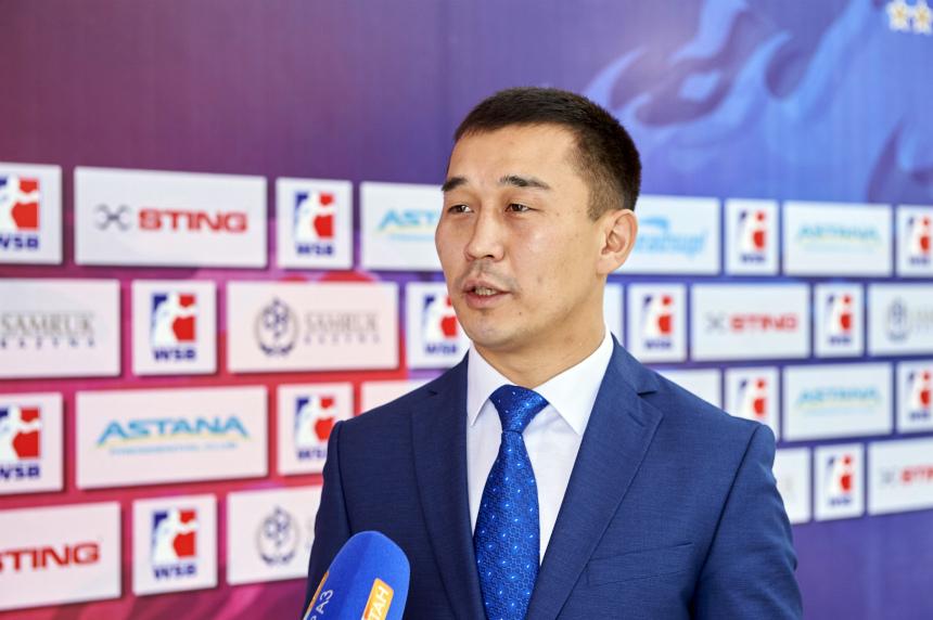 Саят Абильдин: ««Состав «Астана Арланс» почти полностью обновится»
