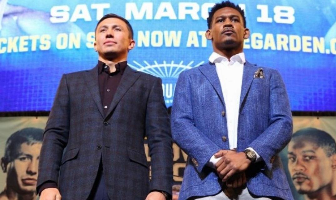 Казахстанская федерация бокса выступила спонсором показа боя Головкин-Джейкобс