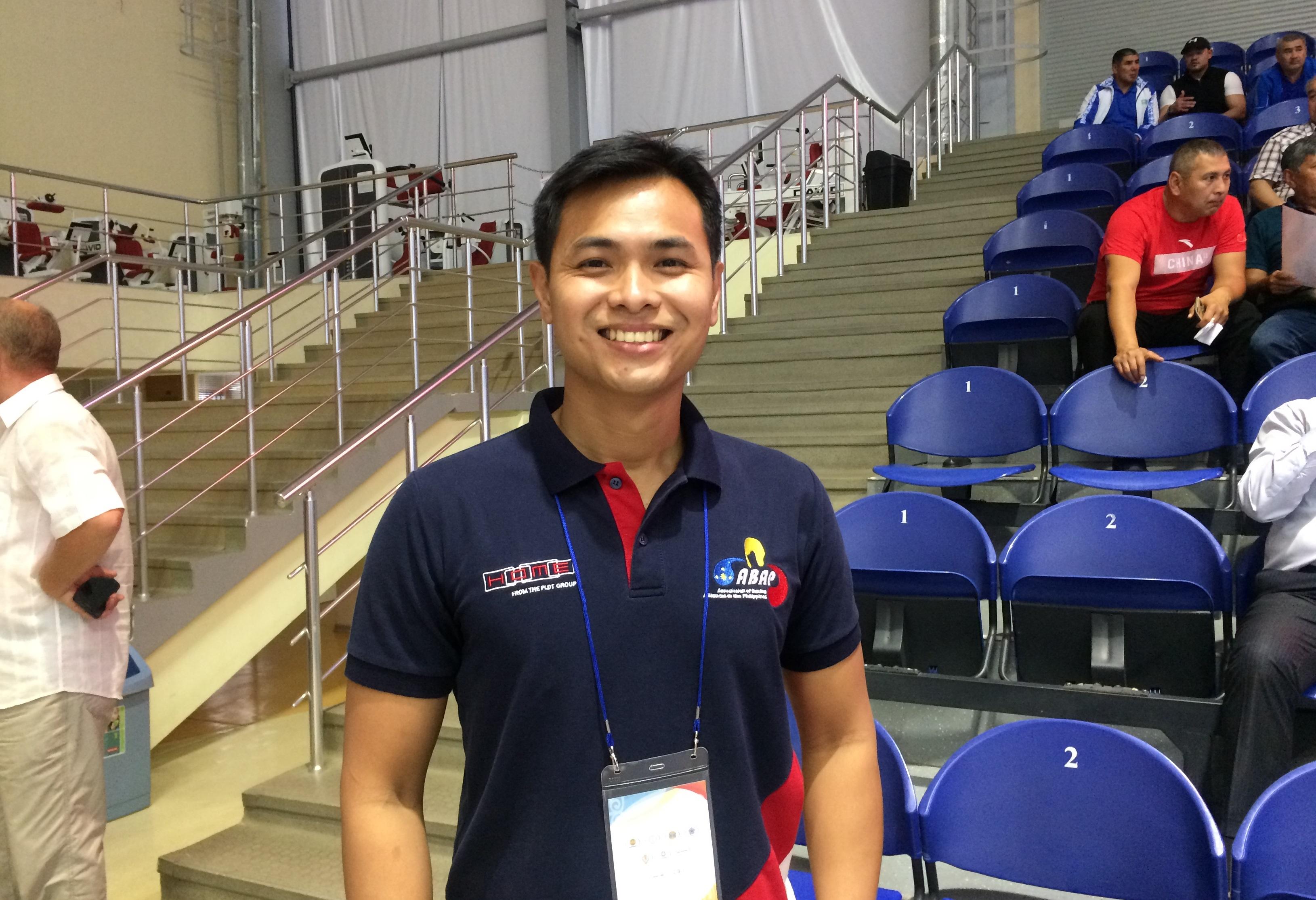 Психолог сборной Филиппин: «Лучшее в Астане - люди»
